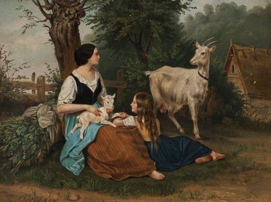 художник Leopold Franz Kowalski (Леопольд Франц Ковальский) картины – 17