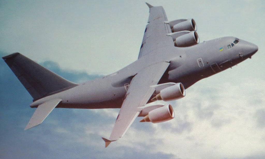 Украина и Турция объявили о планах создания СП по производству Ан-188