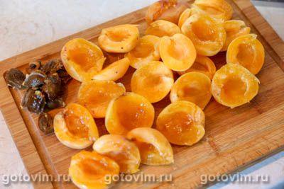 Кисель из абрикосов, Шаг 01