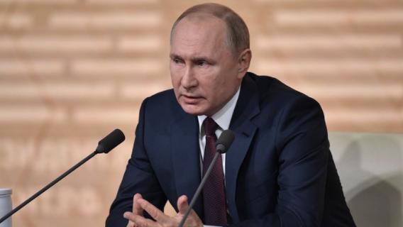 Политолог Руслан Бортник: 2021 год будет определяющим для президентства Путина Политика