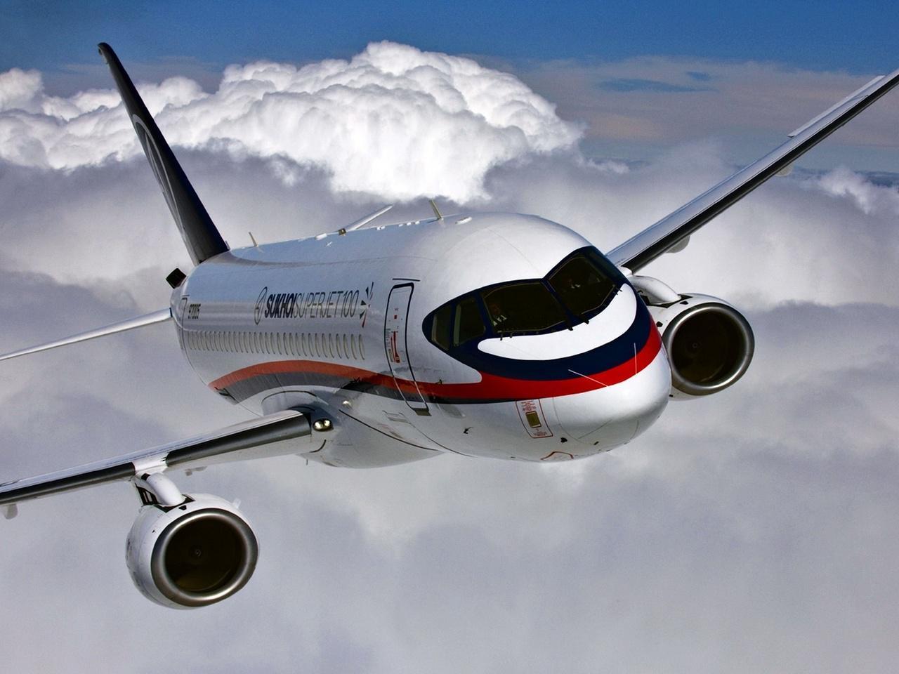 Иностранцы хотят летать на российских самолетах