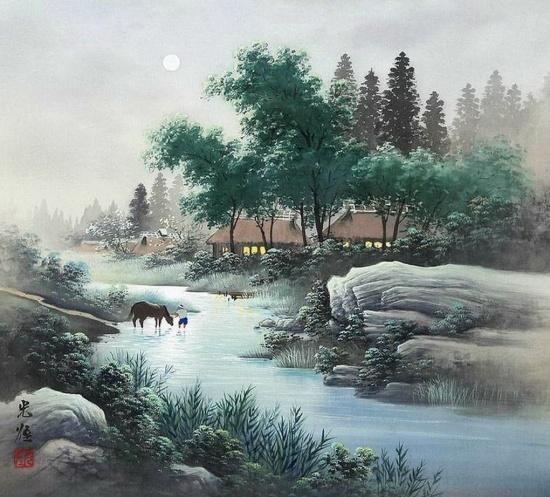 художник Коукеи Кодзима (Koukei Kojima) картины – 30