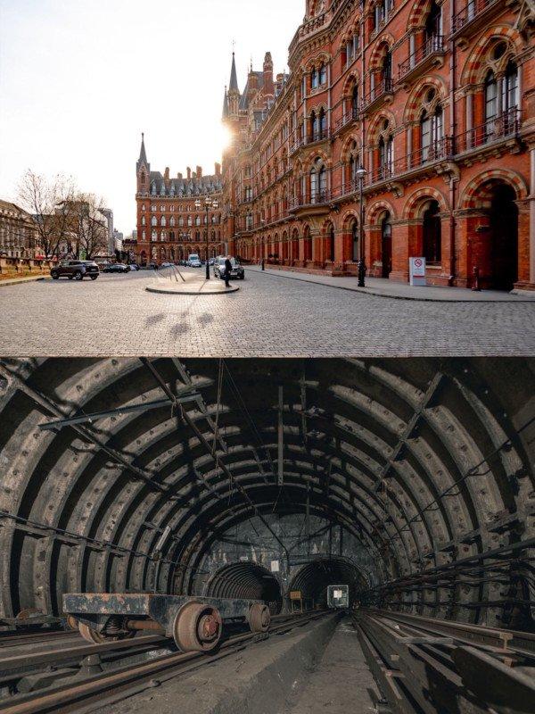 Что находится под достопримечательностями Европы