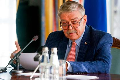 Названо имя кандидата на должность посла России в Белоруссии Россия