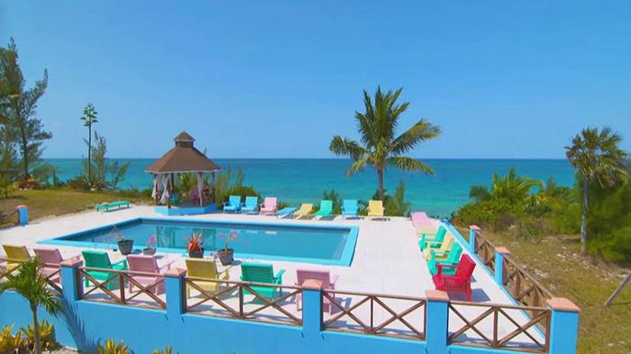 Отель для полных людей на Карибских островах