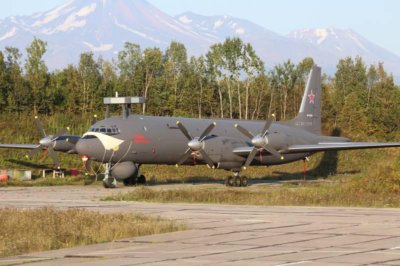 Новый российский противолодочный самолёт: разработка продолжается
