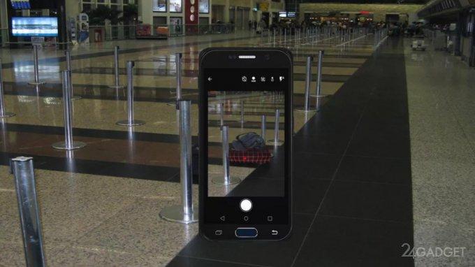 Смартфоны iPhone и Pixel смогут обнаружить взрывчатку и оружие (2 фото + видео)