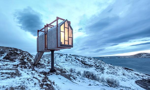 Арт-резиденция в Норвегии