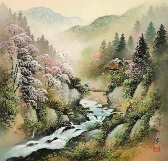 художник Коукеи Кодзима (Koukei Kojima) картины – 26