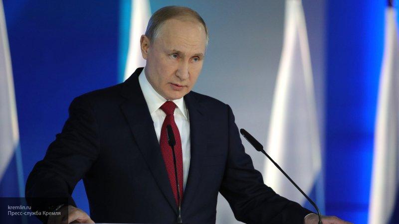 Путин назначил генерал-полковника Стригунова первым заместителем главы Росгвардии