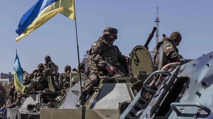 Киев готовит нападение на ДНР и ЛНР этой весной