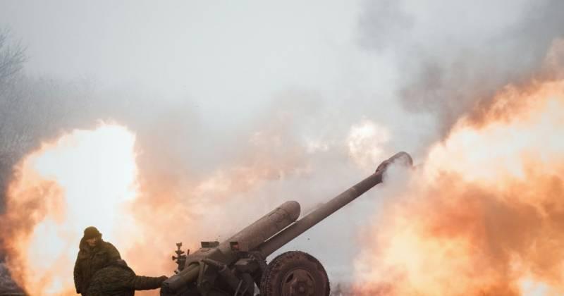 Артиллерия. Крупный калибр. …