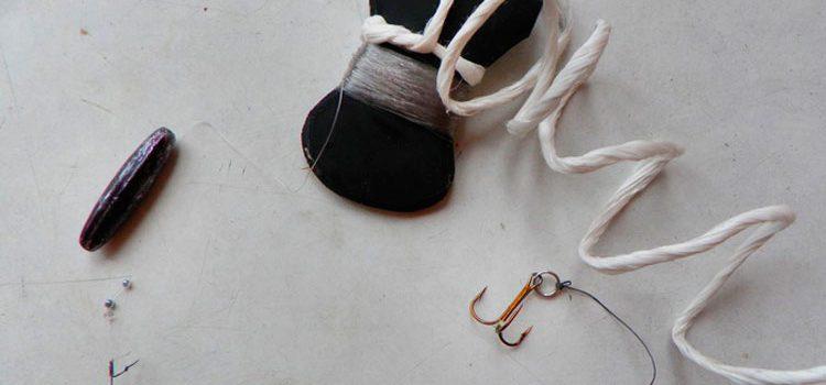 Рыбалка видео: Поставушки для зимней рыбалки