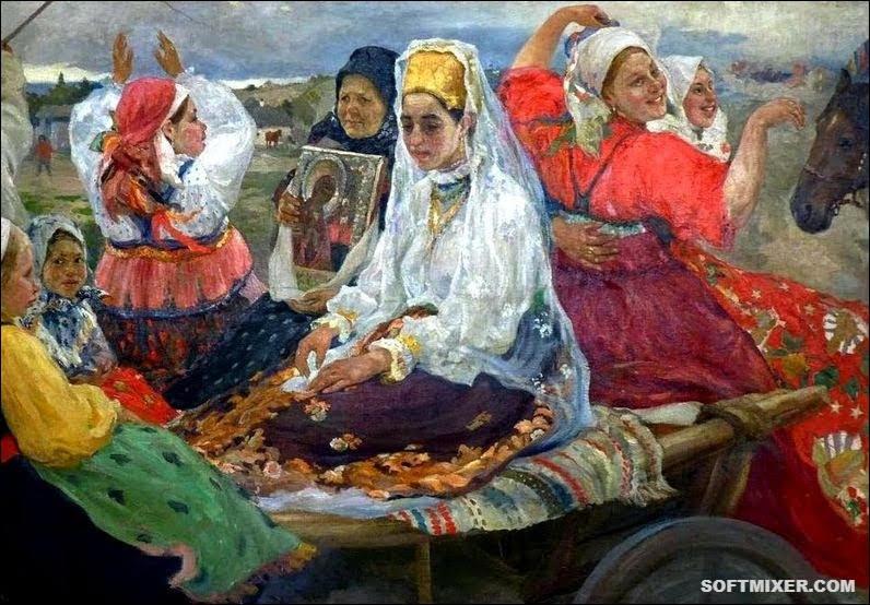 Нетрадиционные браки на Руси