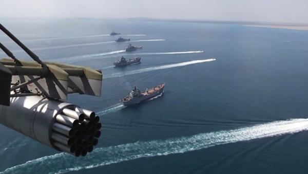 «Паника в НАТО»: 36 российских военных кораблей у берегов Норвегии всерьез обеспокоили Брюссель