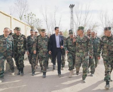 Провокация с химоружием и новый удар по Сирии откладываются