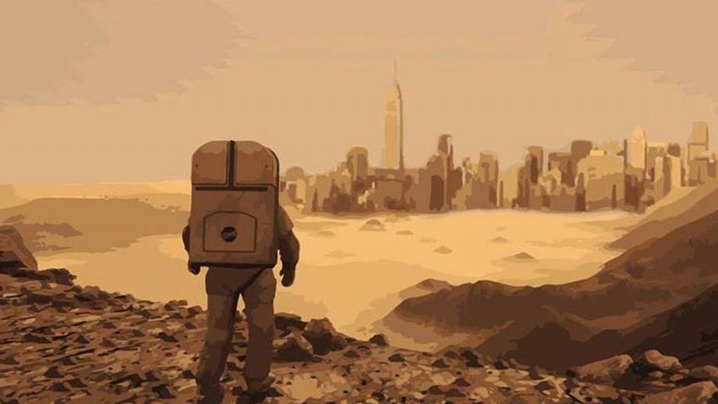 На Марсе были все необходимые условия для жизни под землей - открытия