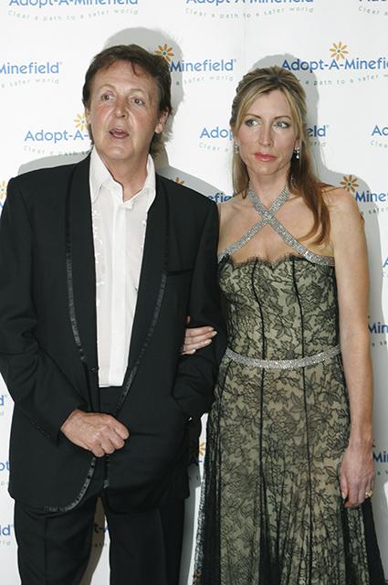 Бывшая жена Пола Маккартни Хизер Миллс обручилась с бойфрендом Майком Дикманом Звездные пары
