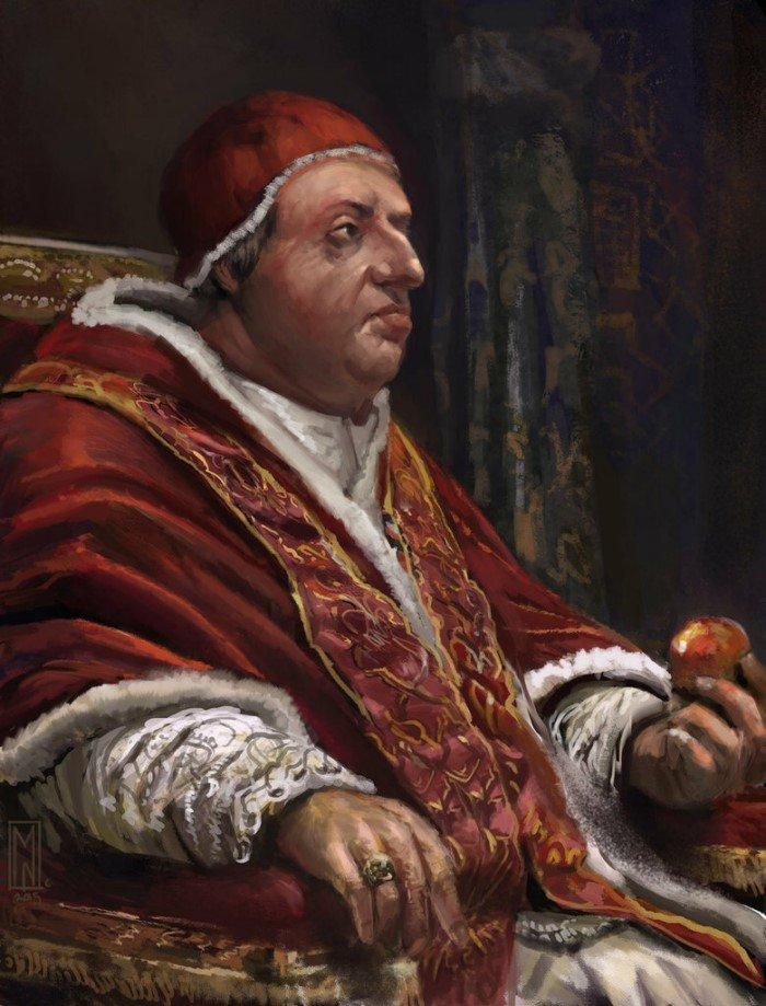 Александр VI: загадка грешного папы римского и его «запретного чувства»