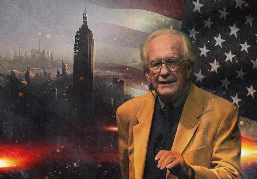 Норвежский математик в 2000 году заявлял о распаде Америки в 2020-2025 годах. Ранее он предрек распад СССР Политика