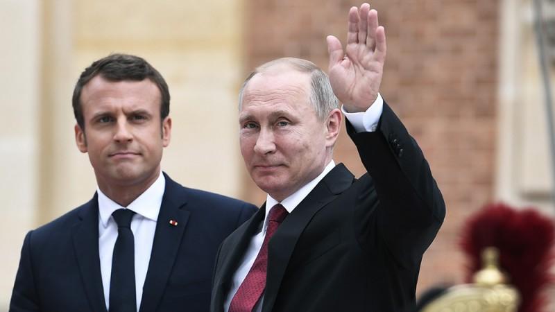 Путин мастерски ответил французским журналистам