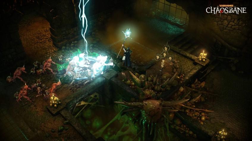 Авторы How To Survive работают над игрой Warhammer: Chaosbane