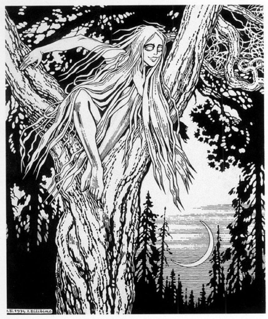 Самые опасные существа из славянской мифологии 1