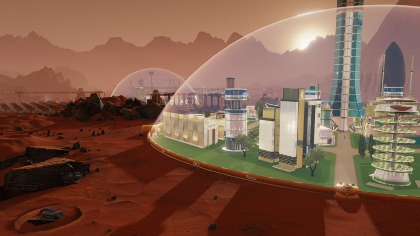 Авторы Surviving Mars рассказали о ресурсах