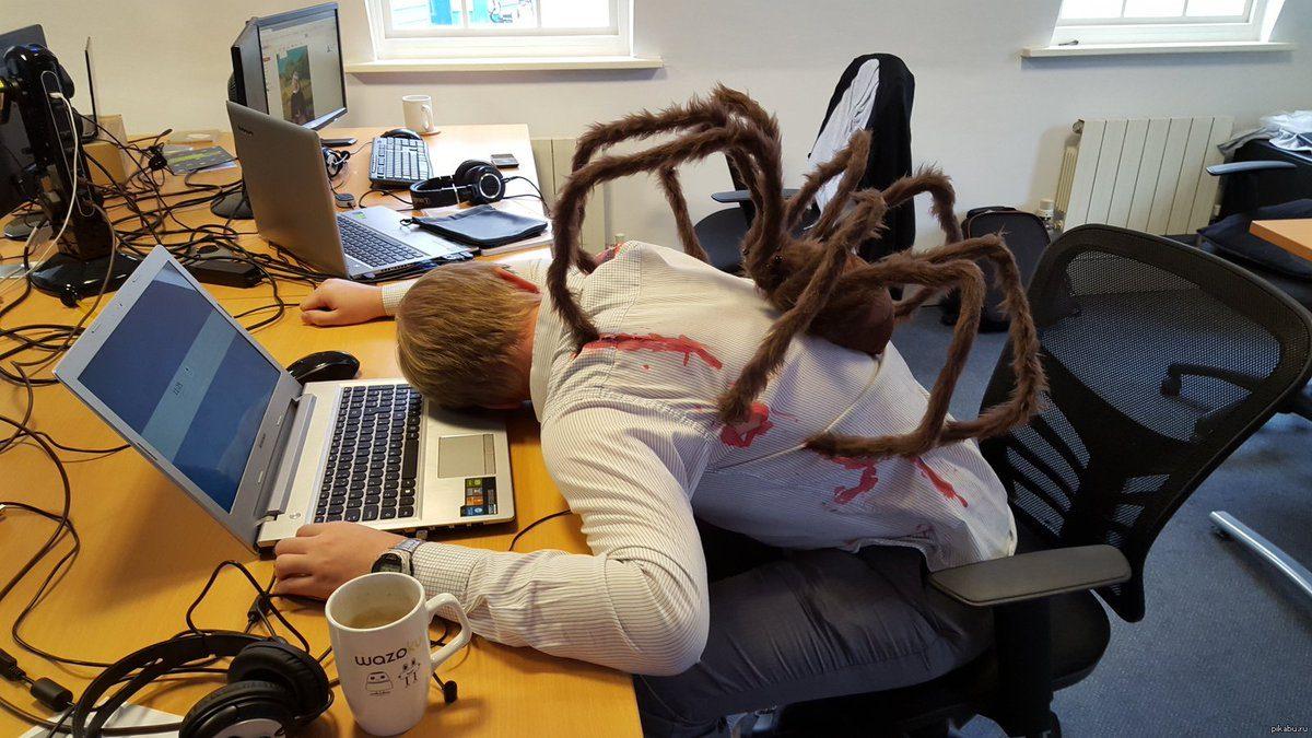 Приколы на работе в офисе картинки