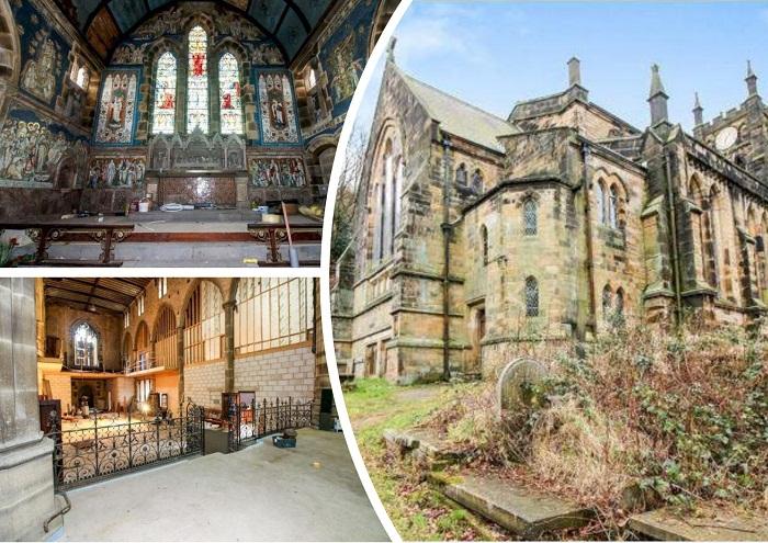 В Англии выставили на торги старинный дом, но все обходят его стороной, и на то есть причина