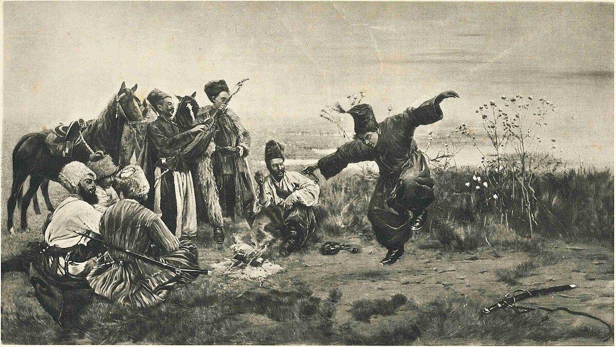 «Чернью они играли, как мячом»: почему казаков-сердюков боялись больше всего история,казаки