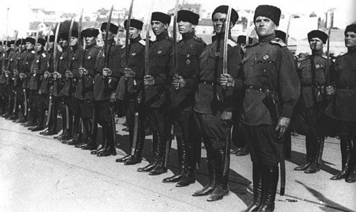 Белогвардейский военный прокурор Иван Калинин о русских казаках 1917 г