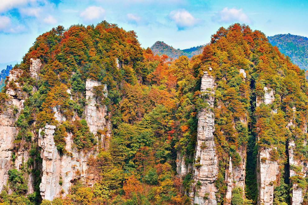 Национальный парк Чжанцзяцзе