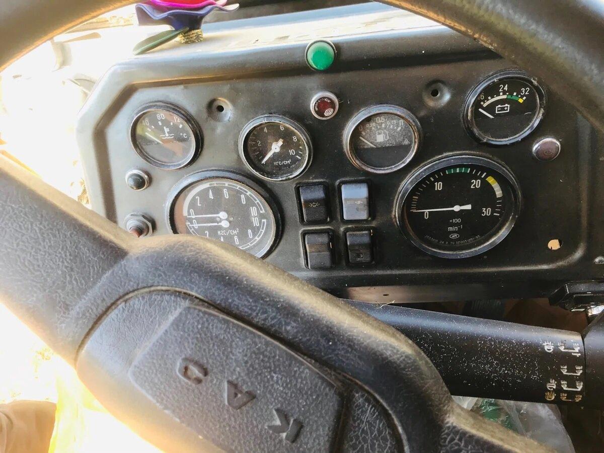 Сохранившийся КАЗ 4540 «Колхида»: состояние и цена авто,авто и мото,автосалон,водителю на заметку,история,машины,Россия,советы,тюнинг