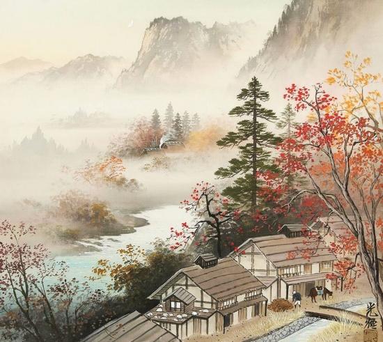 художник Коукеи Кодзима (Koukei Kojima) картины – 17