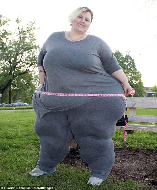 Фото очень больших толстых жирных женщин