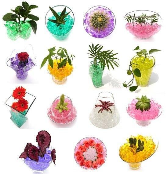Нужен ли цветaм гидрогель