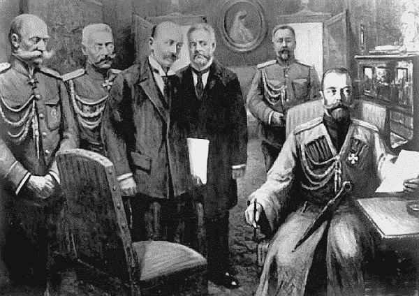 Почему сто лет назад рухнула монархия? Кто заказал и оплатил русские революции?