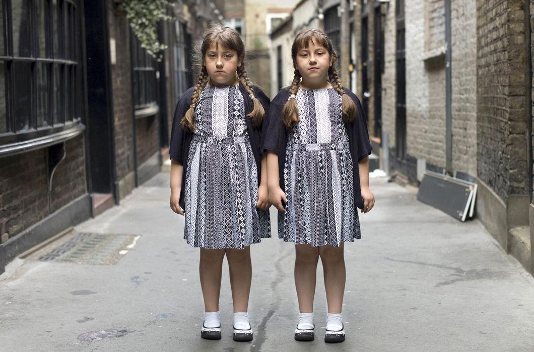 Как две капли воды: фотопроект о близнецах