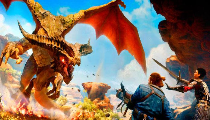Игры про драконов на ПК — взмах крыла, дыхание огня и в воздух!