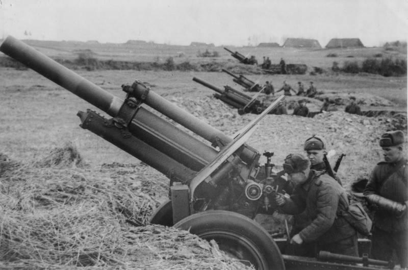 На пути к триумфу. Артиллерия Красной Армии в Бобруйской наступательной операции