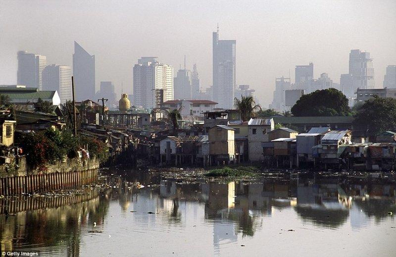 Филиппины контраст, необычные кадры, столкновение эпох, удачные снимки, фото, хорошие кадры