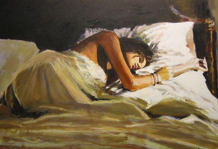 «Приснись мне»: трогательное стихотворение Риммы Казаковой о женских чаяниях