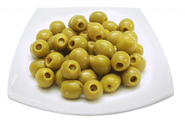 Как фаршируют оливки