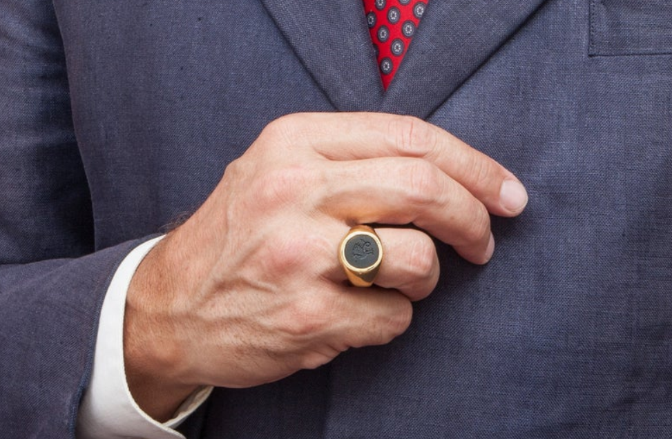 Как мужчине выбрать и носить кольца?