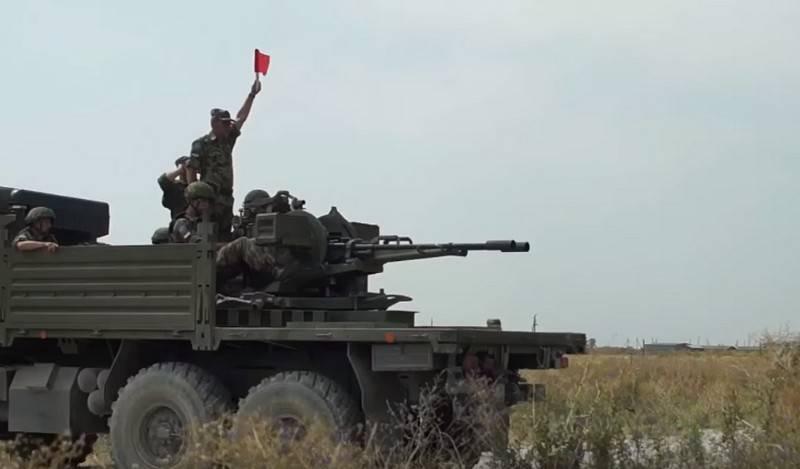 Российские военные в Средней Азии получат на вооружение грузовые «тачанки»