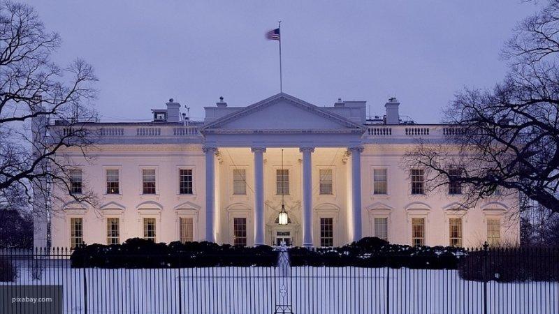 Недовольные напряженной внешней политикой США провели акцию у Белого дома