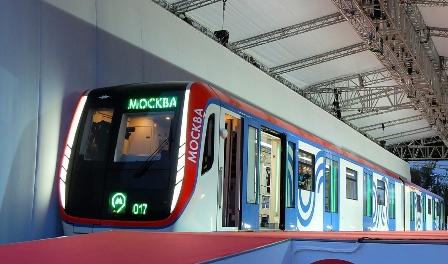 «Метровагонмаш» отправил первый состав поездов «Москва» вАзербайджан