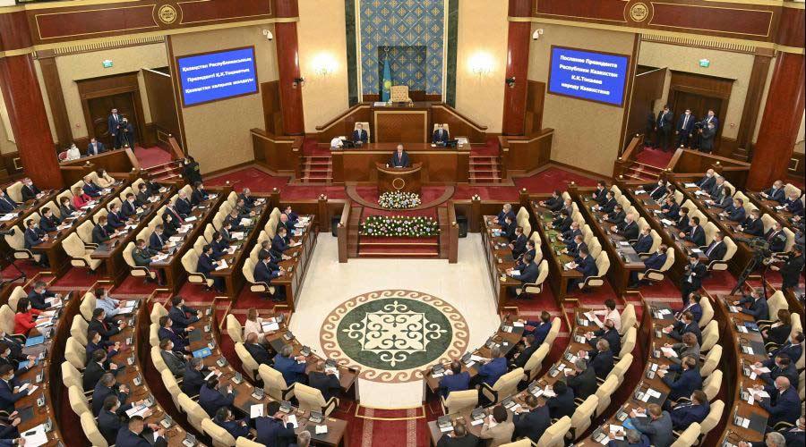 Гомеопатическое послание. Президент Казахстана в третий раз обратился к народу геополитика