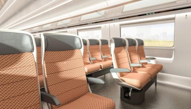 Китайский высокоскоростной поезд для российских ЖД